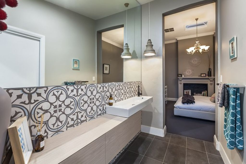 Bath Towel Rail