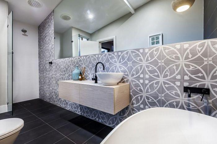 wayville sink and tiles